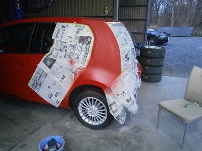 下都賀郡で中古車の修理・板金・ポリマー加工を依頼するなら