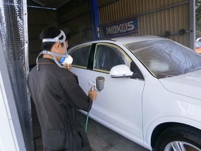 下都賀郡で中古車のポリマー加工を行って愛車にツヤをプラスなら